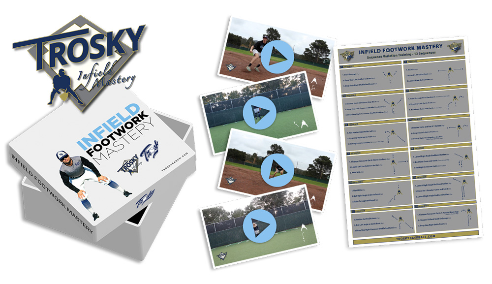 Infield Footwork Mastery product bundle