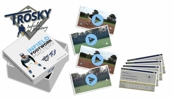 Infield Footwork Mastery - Baseball Training Package