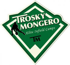 Trosky Monegro Elite Infield Camps Logo