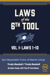 Trosky Ranch 10 Laws Ebook cover